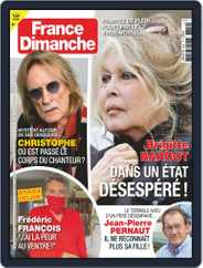 France Dimanche (Digital) Subscription April 30th, 2020 Issue