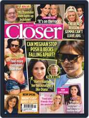 Closer United Kingdom (Digital) Subscription May 9th, 2020 Issue