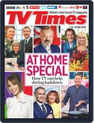 TV Times (Digital) Subscription May 16th, 2020 Issue