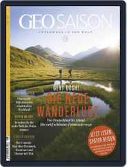GEO Saison (Digital) Subscription June 1st, 2020 Issue