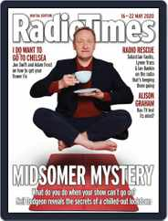 Radio Times (Digital) Subscription May 16th, 2020 Issue