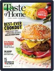 Taste of Home (Digital) Subscription June 1st, 2020 Issue