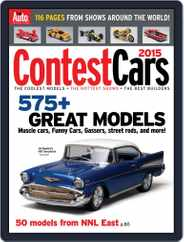 Contest Cars Magazine (Digital) Subscription September 18th, 2015 Issue