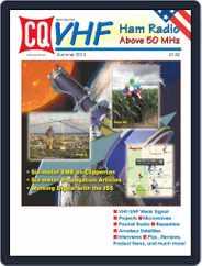 Cq Vhf (Digital) Subscription August 10th, 2013 Issue