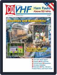 Cq Vhf (Digital) Subscription February 11th, 2013 Issue