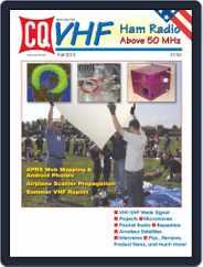 Cq Vhf (Digital) Subscription November 10th, 2012 Issue