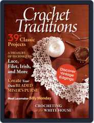 Crochet Traditions Magazine (Digital) Subscription September 9th, 2011 Issue