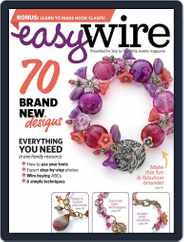 Easy Metal Jewelry Magazine (Digital) Subscription June 19th, 2013 Issue