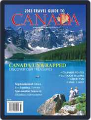 Travel Guide To Canada Magazine (Digital) Subscription March 26th, 2013 Issue