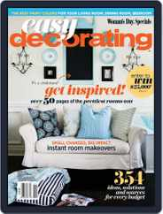 Easy Decorating Ideas Magazine (Digital) Subscription April 1st, 2011 Issue