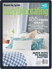 Easy Decorating Ideas Magazine (Digital) Subscription April 20th, 2010 Issue