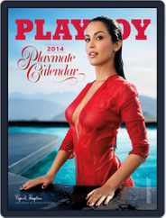 Playboy's Playmate Calendar (Digital) Subscription October 28th, 2013 Issue