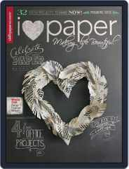 Paper Art Magazine (Digital) Subscription August 7th, 2013 Issue