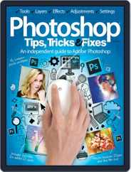 Photoshop Tips, Tricks & Fixes Magazine (Digital) Subscription May 29th, 2014 Issue