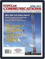 Popular Communications (Digital) Subscription April 1st, 2013 Issue