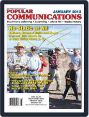 Popular Communications (Digital) Subscription January 1st, 2013 Issue
