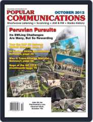 Popular Communications (Digital) Subscription October 1st, 2012 Issue