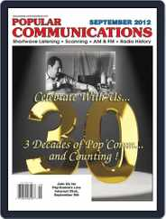 Popular Communications (Digital) Subscription September 1st, 2012 Issue