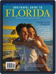 Travel Guide to Florida Magazine (Digital) Subscription January 1st, 2016 Issue
