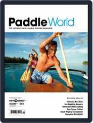 Paddle World Magazine (Digital) Subscription June 29th, 2015 Issue
