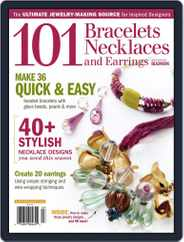 Create Jewelry: 101 All-New Designs Magazine (Digital) Subscription August 2nd, 2011 Issue