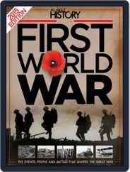 All About History Book Of The First World War Magazine (Digital) Subscription April 15th, 2015 Issue