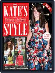 Kate's Style Magazine (Digital) Subscription December 2nd, 2015 Issue