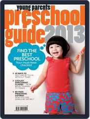Young Parents Pre-school Guide Magazine (Digital) Subscription December 5th, 2012 Issue
