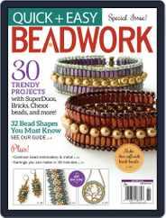 Quick & Easy Beadwork Magazine (Digital) Subscription January 1st, 2016 Issue