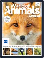 World of Animals Annual Magazine (Digital) Subscription November 4th, 2015 Issue