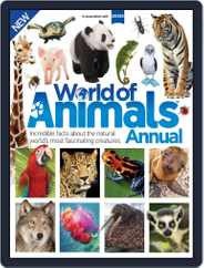 World of Animals Annual Magazine (Digital) Subscription November 13th, 2014 Issue
