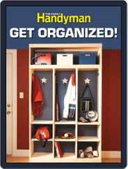 The Family Handyman Get Organized! (Digital) Subscription October 16th, 2012 Issue