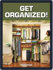 The Family Handyman Get Organized! (Digital) Subscription January 9th, 2012 Issue
