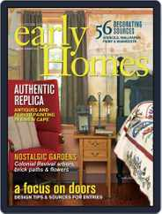 Early Homes Magazine (Digital) Subscription March 27th, 2015 Issue