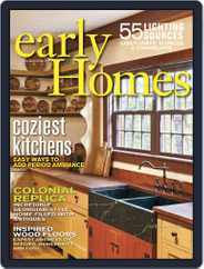 Early Homes Magazine (Digital) Subscription November 25th, 2014 Issue