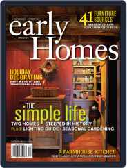 Early Homes Magazine (Digital) Subscription November 12th, 2013 Issue