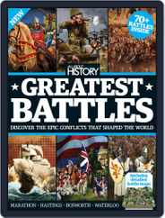 All About History Book Of Greatest Battles Magazine (Digital) Subscription May 1st, 2016 Issue