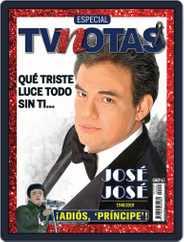 Tvnotas Especiales Magazine (Digital) Subscription October 2nd, 2019 Issue
