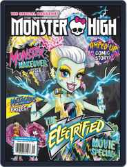 Monster High Magazine (Digital) Subscription May 1st, 2017 Issue