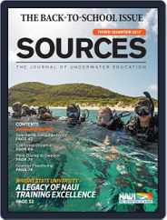 Sources (Digital) Subscription July 1st, 2017 Issue