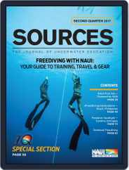 Sources (Digital) Subscription April 1st, 2017 Issue