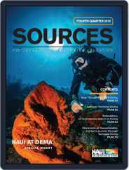Sources (Digital) Subscription December 1st, 2016 Issue