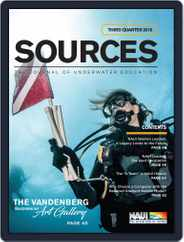 Sources (Digital) Subscription August 3rd, 2016 Issue