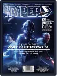 Hyper Magazine (Digital) Subscription June 1st, 2017 Issue