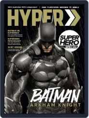 Hyper Magazine (Digital) Subscription April 15th, 2015 Issue