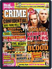 Real People's Crime Confidential Magazine (Digital) Subscription September 10th, 2014 Issue