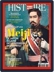 Point de Vue Histoire (Digital) Subscription October 1st, 2018 Issue
