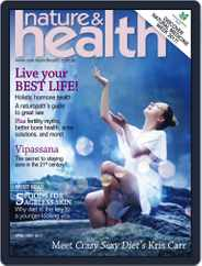 Nature & Health (Digital) Subscription March 23rd, 2017 Issue