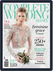 Complete Wedding Sydney Magazine (Digital) Subscription June 11th, 2014 Issue