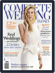 Complete Wedding Sydney Magazine (Digital) Subscription December 3rd, 2013 Issue